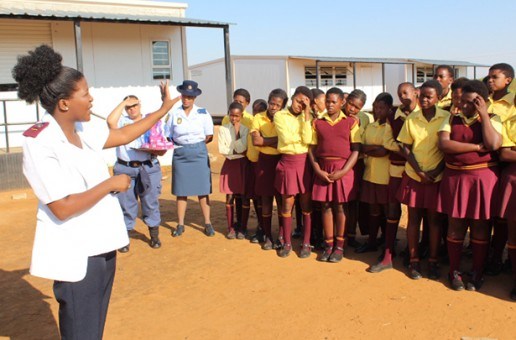 No early sex – cops tell learners